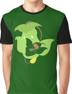 Bellsprout - Weepinbell - Victreebel Graphic T-Shirt
