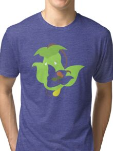 Bellsprout - Weepinbell - Victreebel Tri-blend T-Shirt