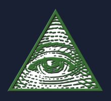 All Seeing Eye by djhypnotixx