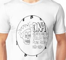 Cooler Than Punk Rock And High Socks Unisex T-Shirt