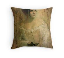 The Italian Bird Throw Pillow