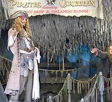 Pirates Of The Caribbean by CapeCodGiftShop