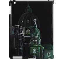 Mary, Queen of the World Cathedral - Urban Sketch iPad Case/Skin