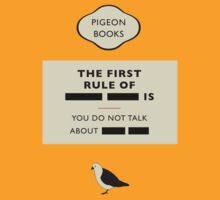'The First Rule T-Shirt