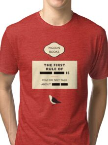 'The First Rule Tri-blend T-Shirt