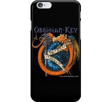 Obsidian Key - SLY Dragon - Progressive Rock Metal Music - Epic Style - (Branded) iPhone Case/Skin