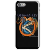 Obsidian Key - SLY Dragon - Progressive Rock Metal Music - Epic Style - (Branded) iPhone Case/Skin
