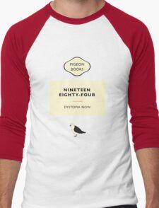 Dystopia  Men's Baseball ¾ T-Shirt