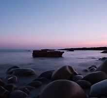 Liscannor Sunset by Gary  Collins