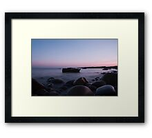 Liscannor Sunset Framed Print
