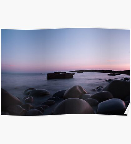 Liscannor Sunset Poster