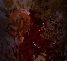 Dark StreetArt by CHINOIMAGES