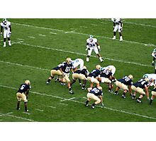 NOTRE DAME VS. MICHIGAN STATE NOTRE DAME STADIUM SEPTEMBER 2009 Photographic Print