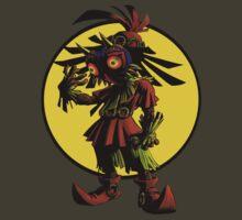 Zelda Majoras Mask Skull Kid  by jackandcharlie