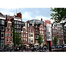 AMSTERDAM NETHERLANDS MAY 2008 Photographic Print