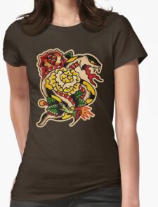 Spitshading 030 Womens Fitted T-Shirt