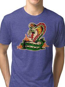 Spitshading 034 Tri-blend T-Shirt