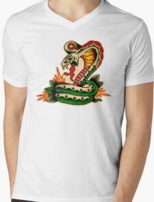 Spitshading 034 Mens V-Neck T-Shirt