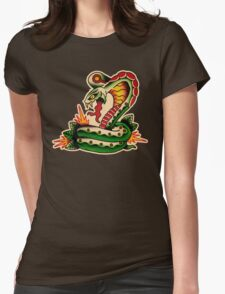 Spitshading 034 Womens Fitted T-Shirt