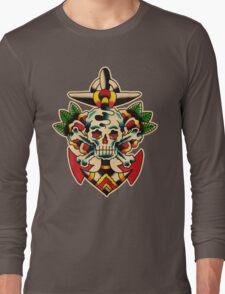 Spitshading 042 Long Sleeve T-Shirt