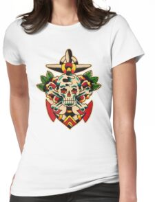 Spitshading 042 Womens Fitted T-Shirt