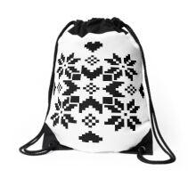 Snöflinga Drawstring Bag