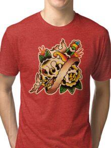 Spitshading 044 Tri-blend T-Shirt