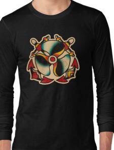 Spitshading 045 Long Sleeve T-Shirt
