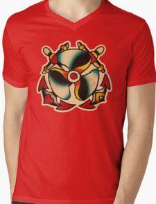 Spitshading 045 Mens V-Neck T-Shirt
