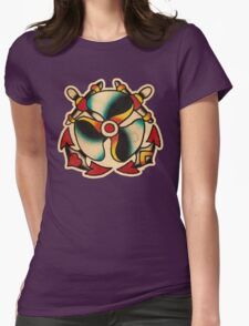 Spitshading 045 Womens Fitted T-Shirt