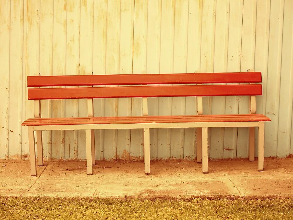 Bench by Bo Jong Kim