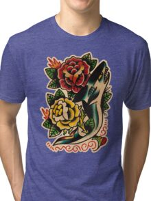 Spitshading 046 Tri-blend T-Shirt