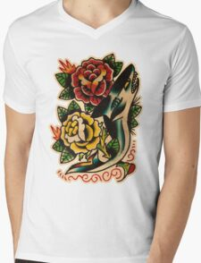 Spitshading 046 Mens V-Neck T-Shirt