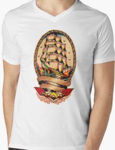 Spitshading 047 Mens V-Neck T-Shirt