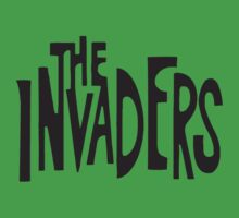 The Invaders by Buleste