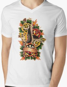 Spitshading 051 Mens V-Neck T-Shirt