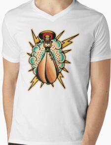 Spitshading 054 Mens V-Neck T-Shirt