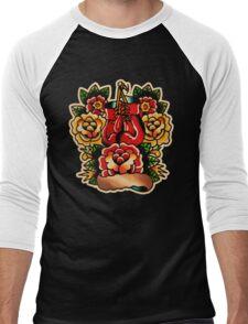 Spitshading 056 Men's Baseball ¾ T-Shirt