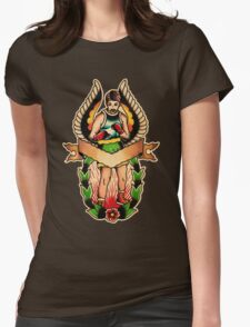 Spitshading 055 Womens Fitted T-Shirt