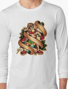 Spitshading 057 Long Sleeve T-Shirt