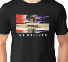 we deliver patriot Unisex T-Shirt