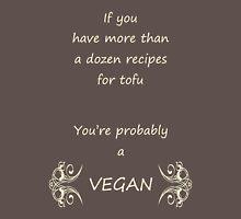 Recipes for Tofu - Dark Tees T-Shirt