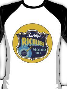 Richlube Vintage Motor Oil T-Shirt