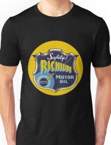 Richlube Vintage Motor Oil Unisex T-Shirt