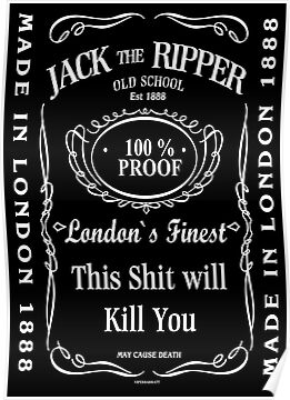 Jack The Ripper  by viperbarratt