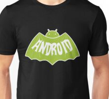 Android (Batman Style) Unisex T-Shirt