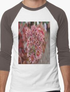 The Young Flowers Men's Baseball ¾ T-Shirt