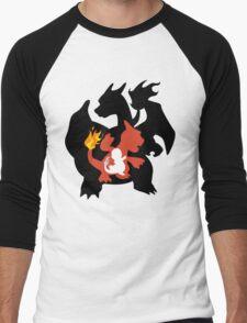 Charmander - Charmeleon - Charizard 2 T-Shirt