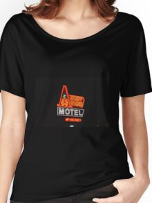 Cozy Cone Motel Women's Relaxed Fit T-Shirt