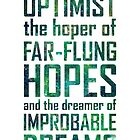 Dreamer of Improbable Dreams by debaroohoo